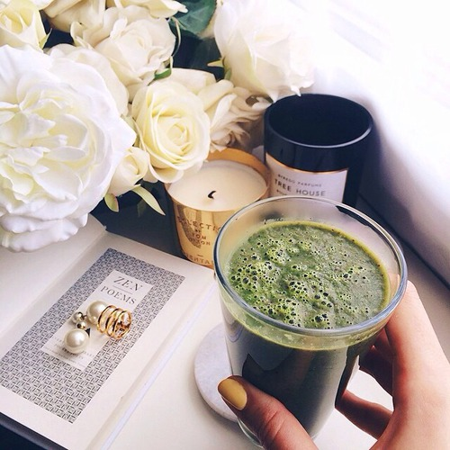 Detox Juice Green Healthy