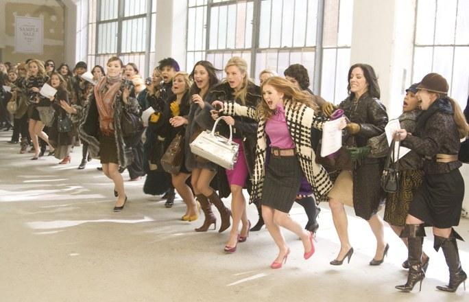 Fashionistas hystériques soldes