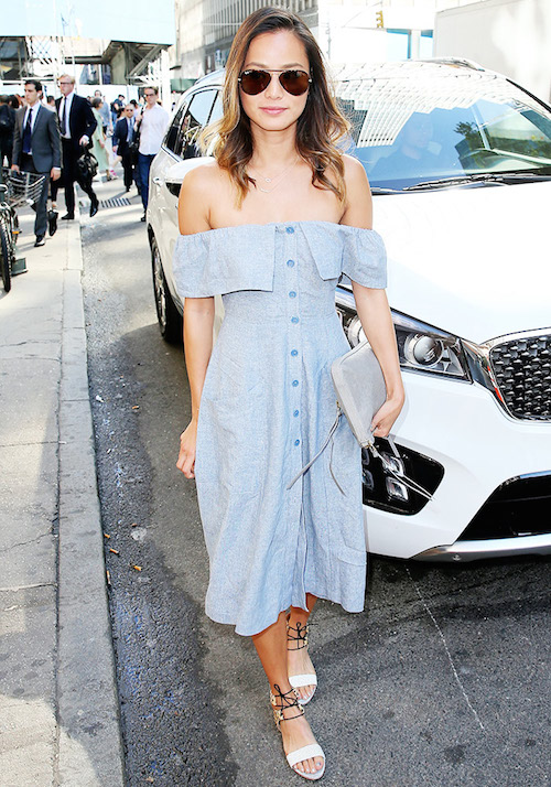 street style jamie chung lace up shoes   chaussures à lacets