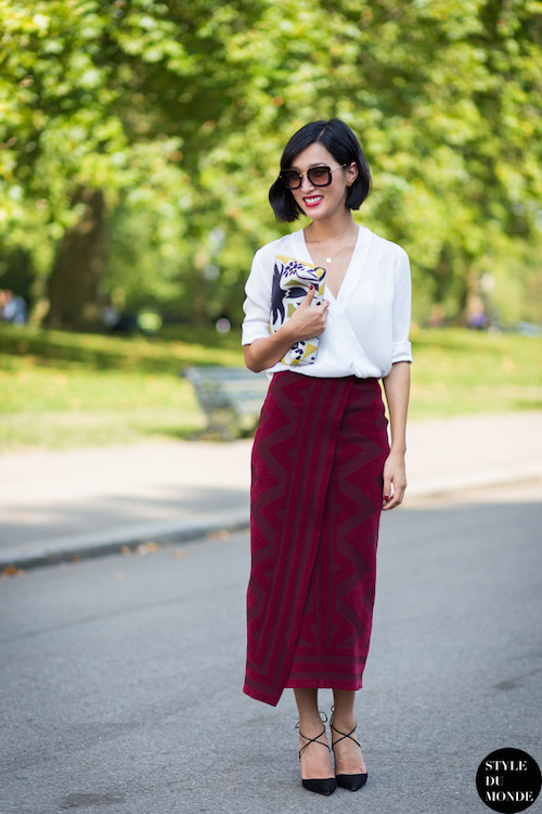chaussure plates a lacets street style