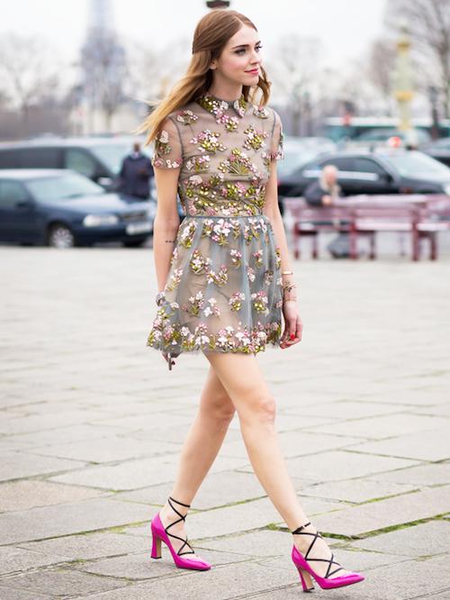 Chiara feragni style du monde
