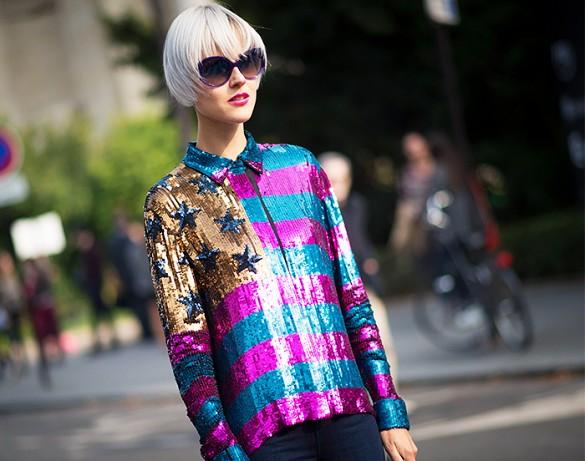 street style star shirt