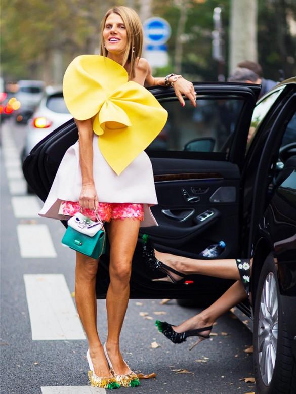 Mardi #Shoesday : La chaussure en plumes qui va vous donner des ailes