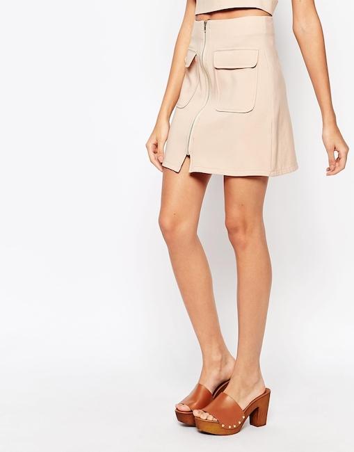 Lola May - Mini jupe
