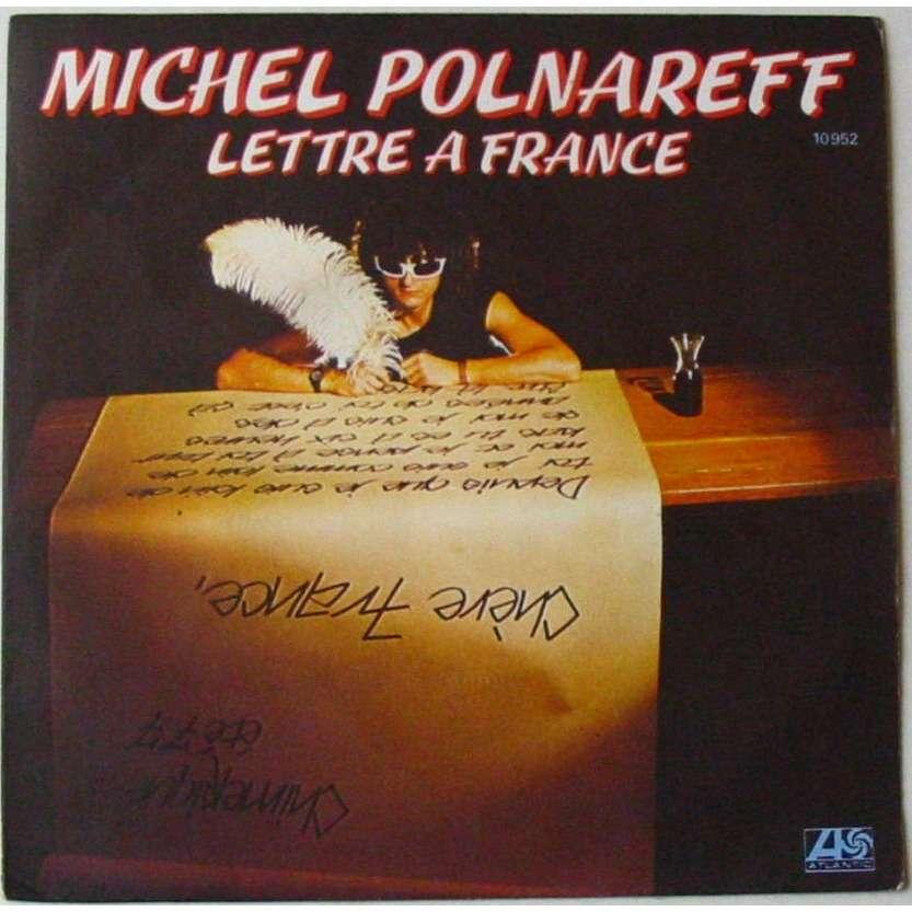 Michel Polnareff Lettre à France