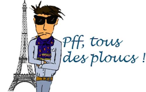 cliché parisien