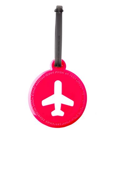 la boutique du voyageur - étiquette de valise