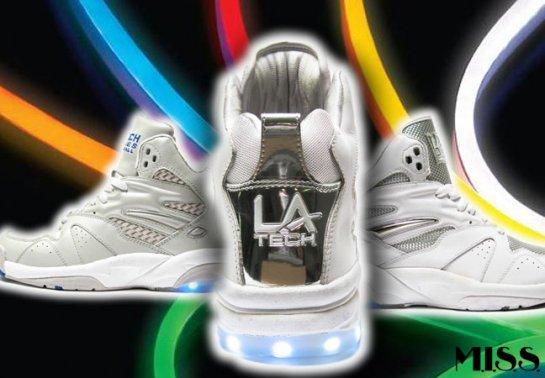 chaussure la gear lumière