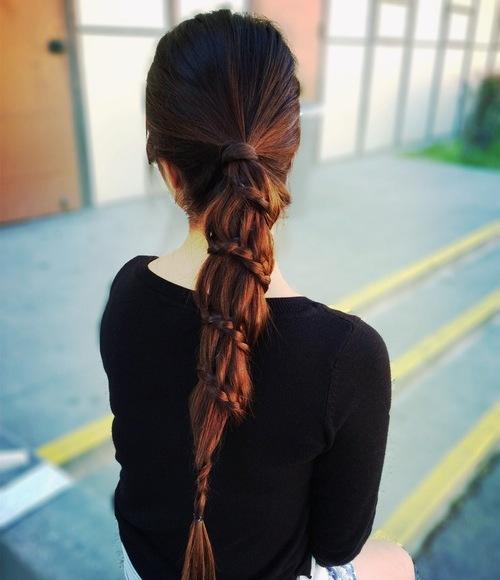 carrousel braid tutorial
