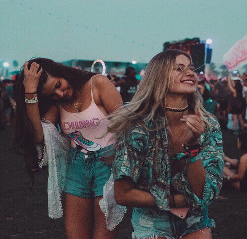 copines festival photo