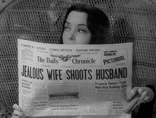 femme jalouse mari