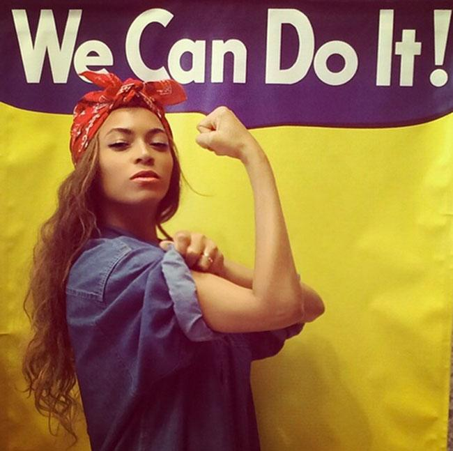 beyonce we can do it