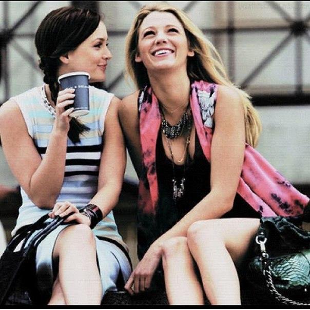 serena et blaire gossip girls