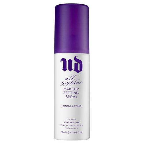 spray fixateur de maquillage - urban decay