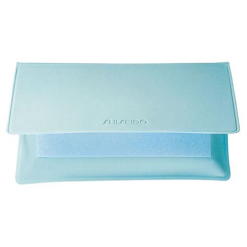 papiers matifiants - shiseido