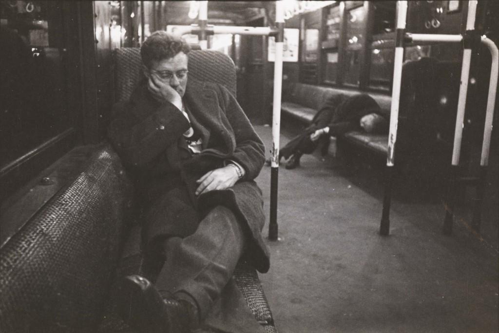 photos métro stanley kubrick