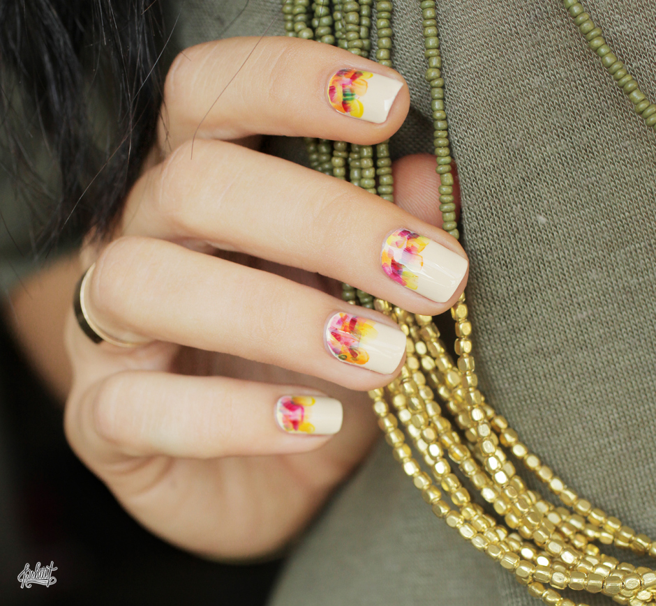 idée nail art facile