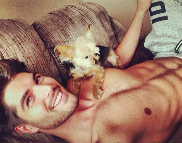 #Hotdude : Nick Bateman, le plus sexy des crushs d'Instagram