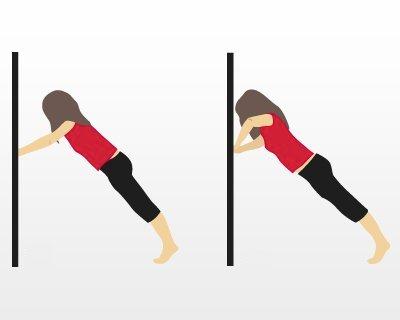 exercices pour muscler sa poitrine