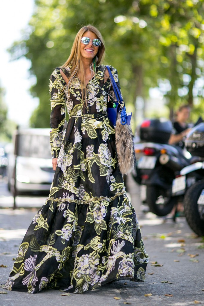 street style couture week 2015