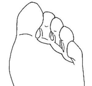 ce que la forme de vos pieds dit de vous