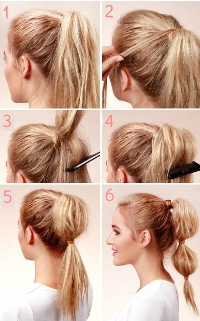 tutoriel coiffure indien originale
