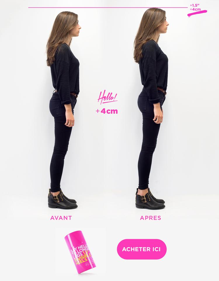 Hello les longues jambes plus grande