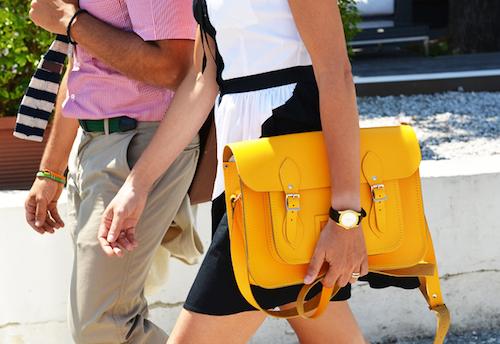 street style cartable bag