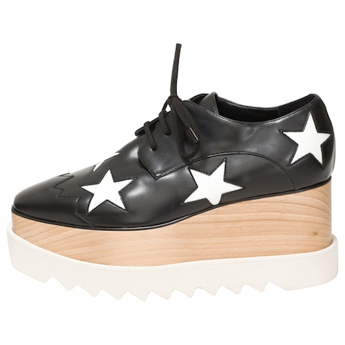 Stella McCartney derbies