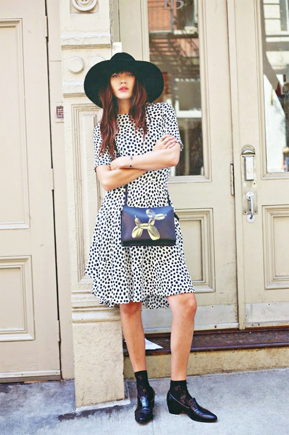 street style chaussures robes