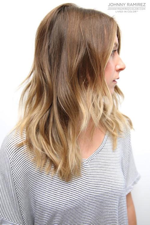 coloration cheveux tendance  2015