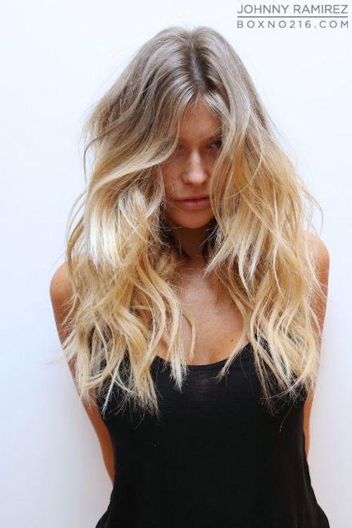 couleur de cheveux tendance 2015