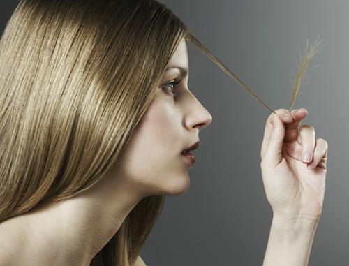 astuces contre les cheveux fourchus