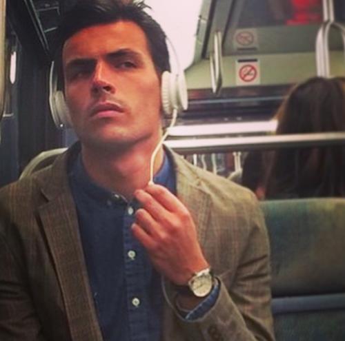 Les plus beaux mecs compte instagram