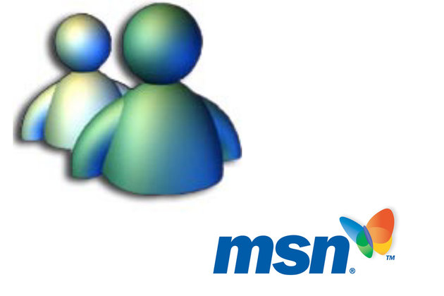 logo msn messenger