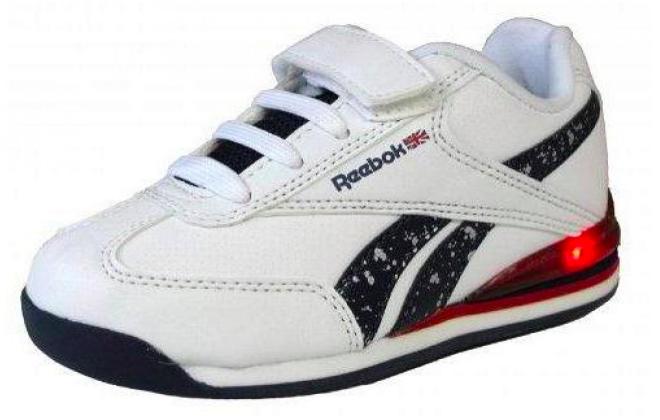 chaussures lumières années 90
