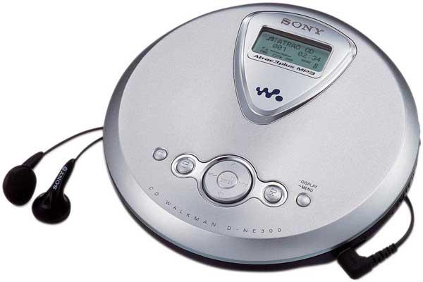 walkman sony 90's