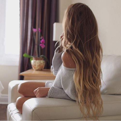 long and awesome hair