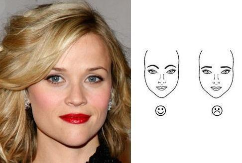 sourcils Reese Witherspoon