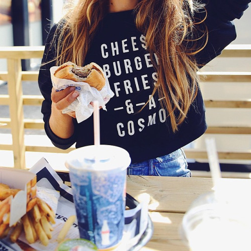 fille burger