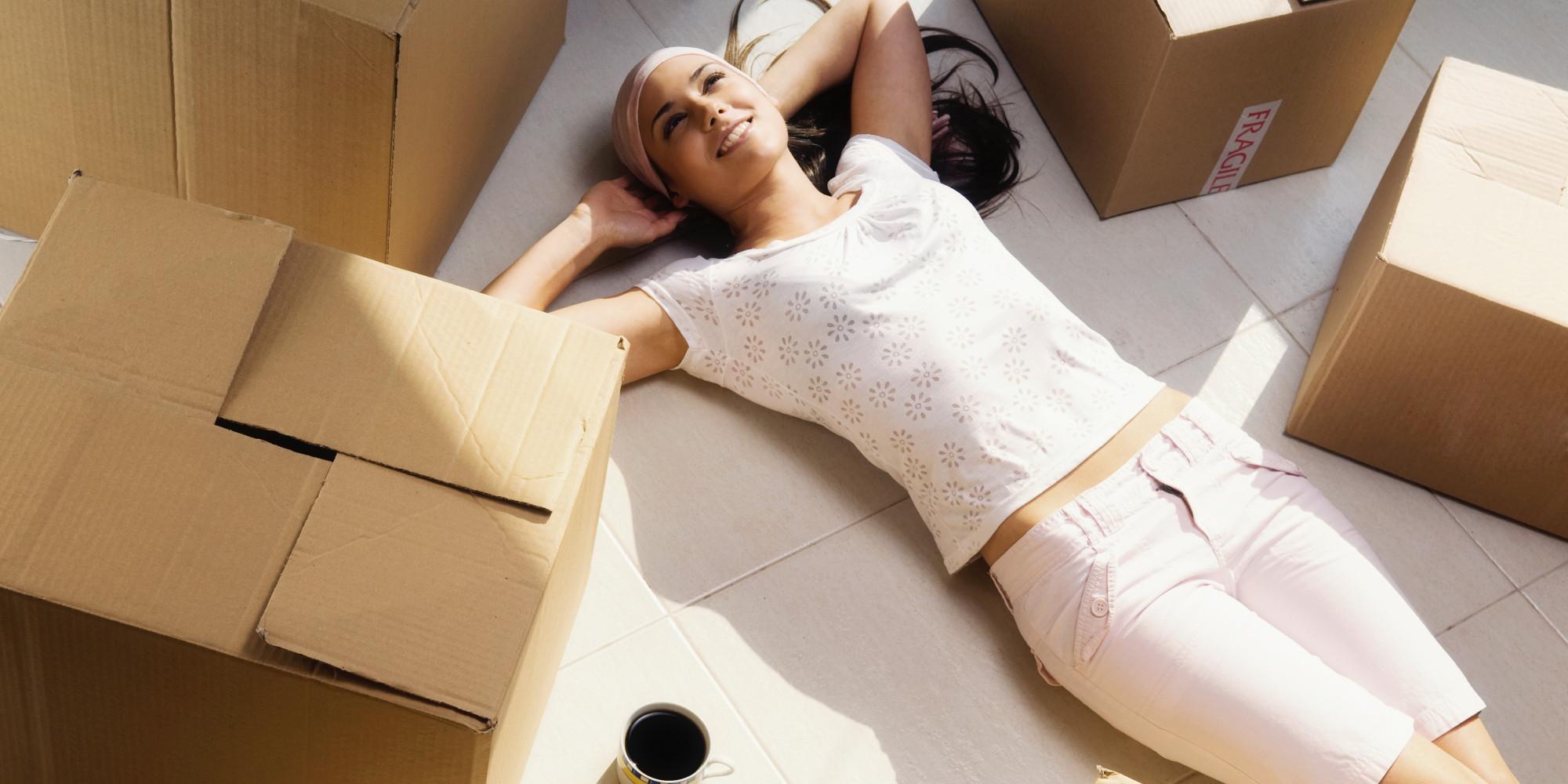 10 signes qui montrent que vous vivez seule