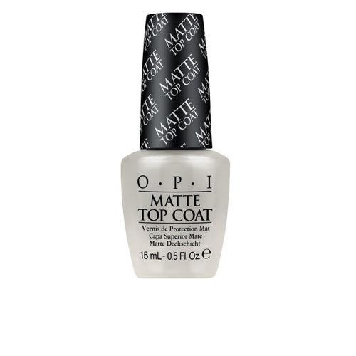 opi - top coat mat