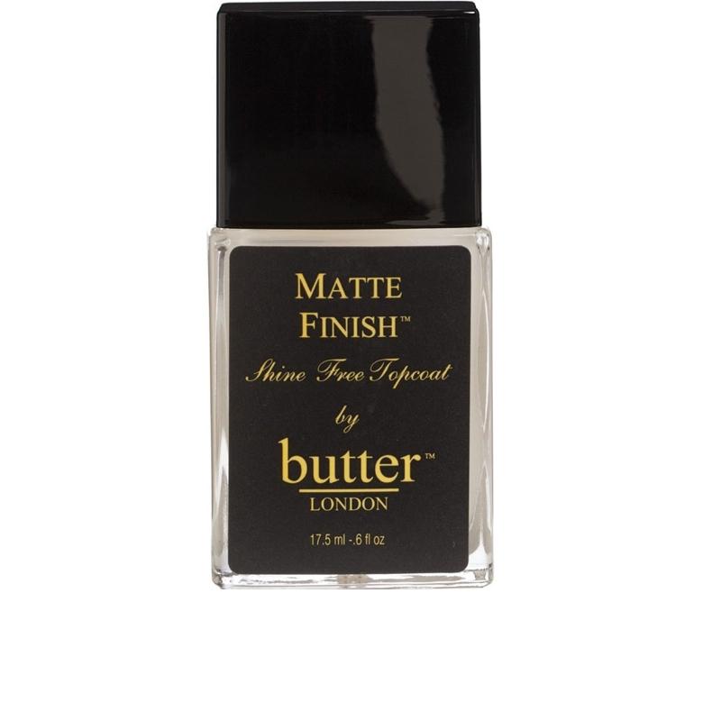 Butter london - top coat mat