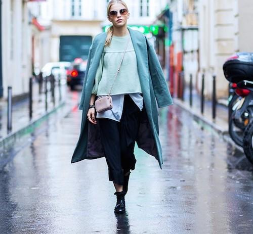 street style look paris fashion week