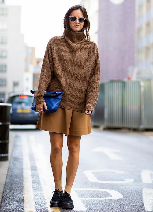 derbies chaussures street style