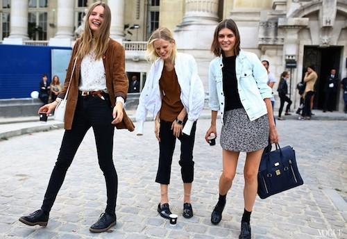 derbies chaussures street