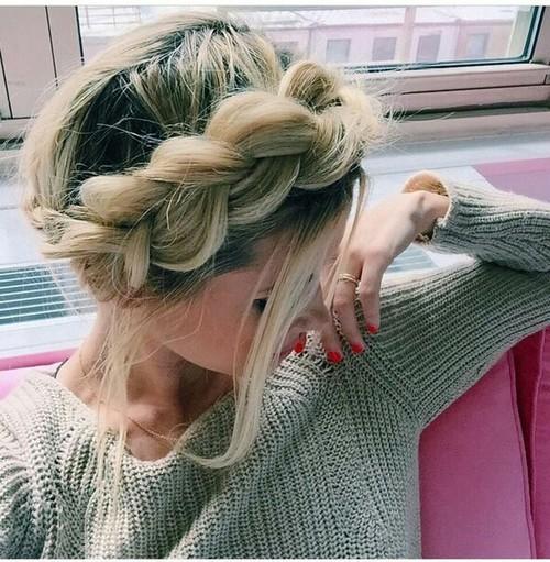 idees de coiffures de cheveux