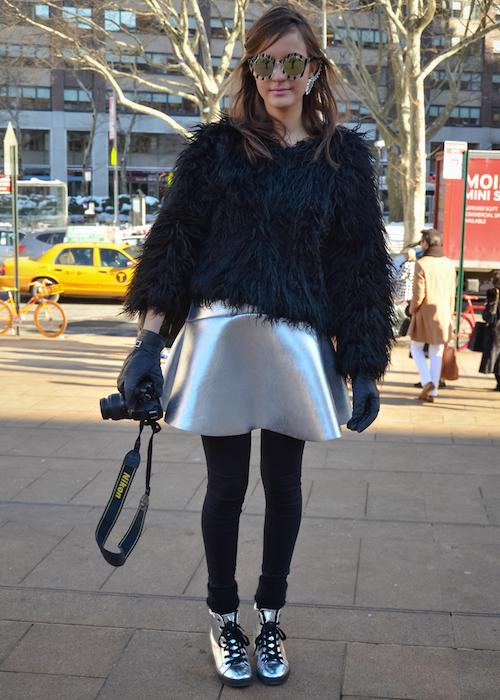 street style jupe
