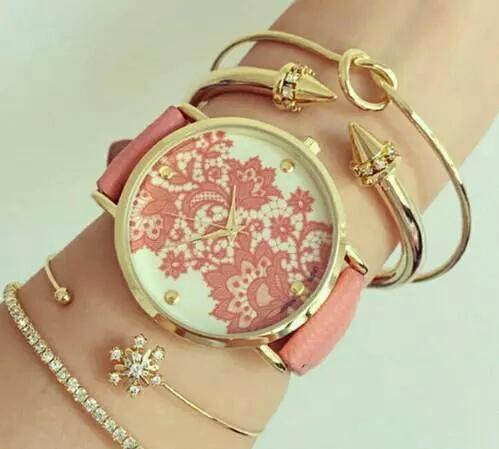 00 - 9 watch & bracelet 201015