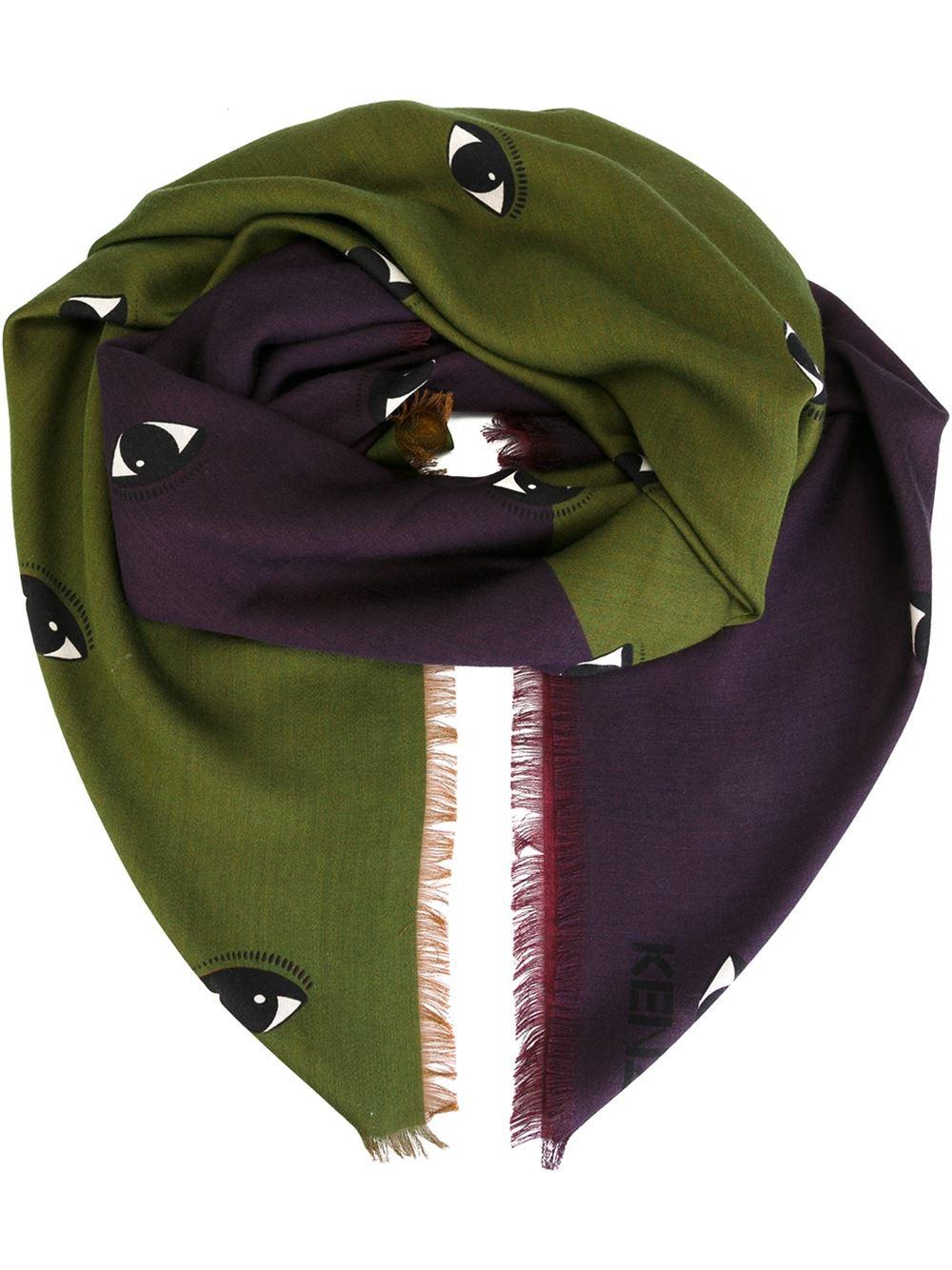 Kenzo - écharpe